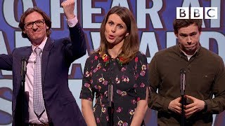 Download Unlikely things to hear at an award show   Mock The Week - BBC Video