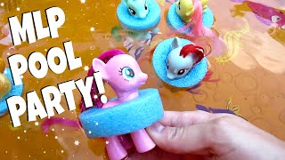 Download MY LITTLE PONY POOL PARTY! Ep. 5 Video