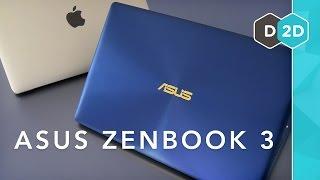 Download ASUS Zenbook 3 (UX390) Review - The REAL Macbook Killer? Video