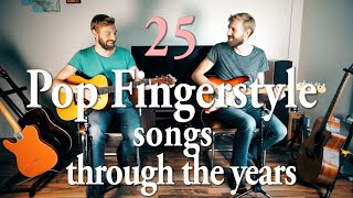Download 25 Iconic Fingerstyle Songs Through Pop History Video