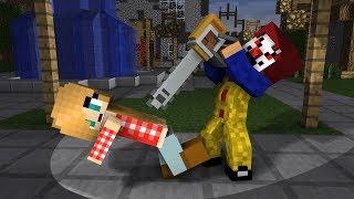 Download Monster School: IT Halloween - Minecraft Animation Video