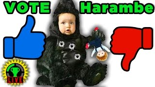 Download Make HARAMBE Great Again! | Would You Rather Video