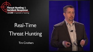 Download Real-Time Threat Hunting - SANS Threat Hunting & Incident Response Summit 2017 Video