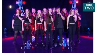 Download The Bulmershe Ensemble ″Everybody's Got to Learn Sometime″ - The Choir | BBC Two Video