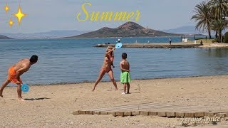 Download Spanish beaches in anticipation of Summer, 4K Video