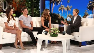Download 'Bachelor in Paradise Stars Explain Their Love Triangle To Ellen Video