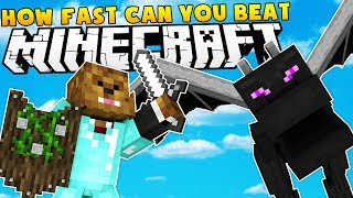 Download MODDED SURVIVAL ISLAND HOW FAST CAN YOU BEAT MINECRAFT WITH MODS? - MOD CHALLENGE SERIES #1 Video