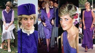 Download Princess Diana's Most Iconic Style Moments Video