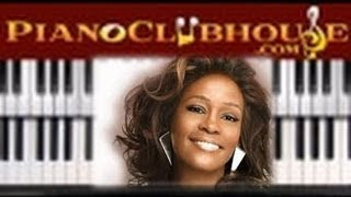 Download ♫ How to play ″JOY TO THE WORLD″ (Whitney Houston) gospel piano tutorial ♫ Video