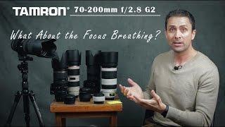 Download Tamron 70-200 G2 | Focus Breathing? Video
