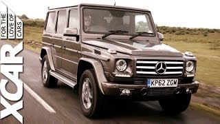 Download Mercedes-Benz G-Class: It gets under your skin Video