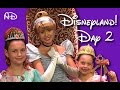 Download DISNEYLAND VLOG Part 2 - Cinderella, Disney Princess makeovers & Star Wars Jedi training Video