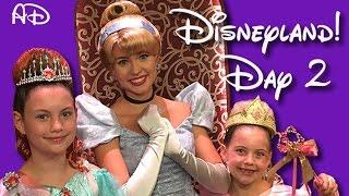 Download DISNEYLAND VLOG Part 2 - Cinderella, Disney Princess makeovers & Star Wars Jedi training Video