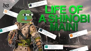 Download For Honor - Life of a Shinobi Main! Video