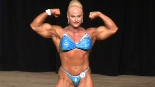 Download Nuriye Evans Wins Women's Bodybuilding Overall 2016 NPC Southern States Video