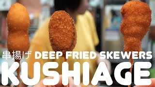 Download Kushiage: Magic Deep Fried Sticks Video