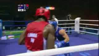 Download Cuba vs Australia - Boxing - Middleweight 75KG - Beijing 2008 Summer Olympic Games Video