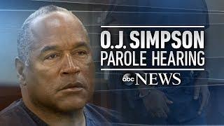 Download OJ Simpson parole hearing, verdict: full Video