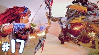 Download Robot Wars! - Horizon Zero Dawn Walkthrough | Part 17 (PS4) HD Video