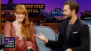 Download Florence Welch & Jamie Dornan Partied in the Guilty Pleasures Tent Video