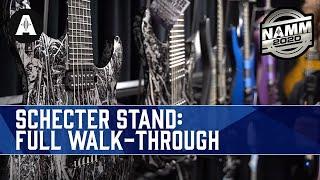 Download Schecter Guitars - Silver Mountain Series, Banshee GTs & More! - NAMM 2020 Video