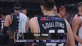 Download Melbourne United vs. Adelaide 36ers - Game Highlights Video