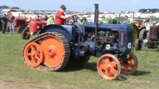 Download Vintage Tractors on Parade. Great Dorset Steam Fair. 3 Video