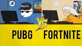 Download PUBG Gamers vs Fortnite Gamers Video