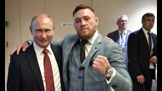 Download Fightful MMA Holy Smokes Podcast (7/16): Brock Lesnar, Cormier, McGregor And Putin Video