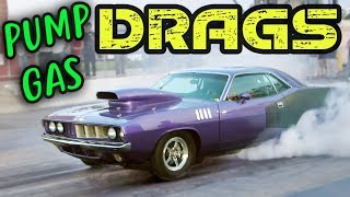 Download 1320Video Holiday DVD #5: Pump Gas Drags 2006! Video
