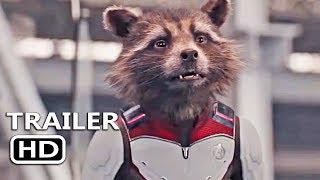 Download AVENGERS 4: ENDGAME Assemble Official Trailer (2019) Marvel, Superhero Movie Video