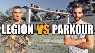 Download Parcours du combattant : LEGION vs PARKOUR (feat. Major Gérald & Clément Dumais) Video