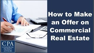 Download How to Make an Offer on Commercial Real Estate Video