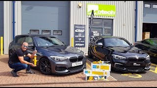 Download NEW BILSTEIN B6 Dampers BMW M140i Shadow Edition *Modified Car Video