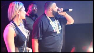 Download Exclusive Dj Khaled LIVE Hollywood ″Hold You Down″ Video