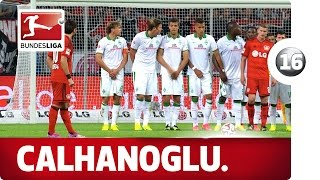 Download Hakan Calhanoglu's Free-Kicks - Advent Calendar Number 16 Video
