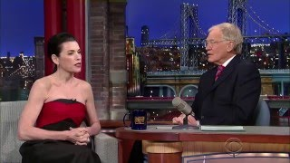 Download Julianna Margulies on the Late Show with David Letterman (25.2.2015) Video