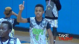Download LeBron James Jr. Has CRAZY Vision! Wins Back-To-Back Ronald Searles Holiday Classic Championships! Video
