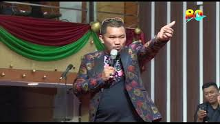 Download Mongol Stres Stand Up Comedy - Perayaan Natal 2017 & 80 tahun GPdI Palembang Video