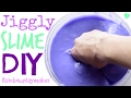 Download DIY SUPER JIGGLY WATER SLIME TUTORIAL Video