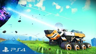 Download No Man's Sky | Path Finder Update | PS4 Video