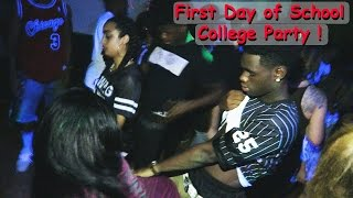 Download First Day of College: Crazy Back to School Party at CSUN Video