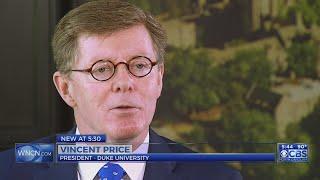 Download Duke's new president's plan for the university Video
