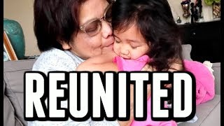 Download REUNITED WITH MAMA! - ItsJudysLife Vlogs Video