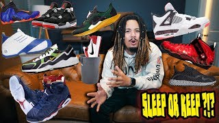 Download JORDAN BRAND IS LOSING THEIR MINDS ! DOERNBECHER 6 SURPRISE DROP , YEEZY 350 CLAY , CAP & GOWN 13S Video