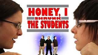 Download Honey, I Shrunk The Students Complete Video