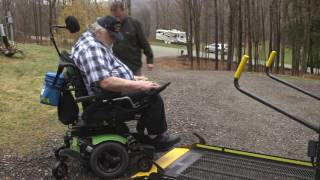Download Rural Veteran Transportation Service Video