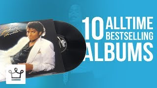 Download Top 10 BestSelling Albums Of All Time Video