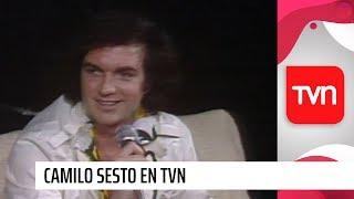Download Camilo Sesto entrevistado por Julio Iglesias | Viña en el mar - 1981 Video