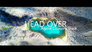 Download New Zealand - Head Over Alpine Crossing Track Tongariro 2017 4K Video